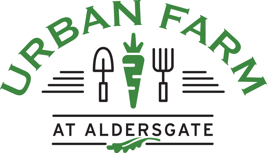 Urban Farm At Aldersgate